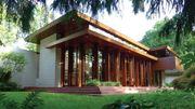 Une maison signée par l'architecte Frank Lloyd Wright déplacée dans un musée de l'Arkansas