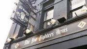 Un bar éphémère Foo Fighters à Londres