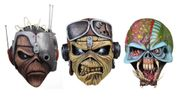 Des masques Iron Maiden