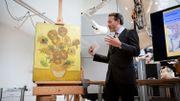 """Les célèbres """"Tournesols"""" de Van Gogh ne voyageront plus à l'étranger"""