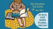 La Nuit des Bibliothèques: un doudou, un livre et au lit!