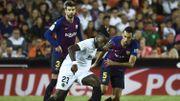 Valence et Batshuayi tiennent le Barça de Vermaelen en échec, l'Inter gagne avec Nainggolan
