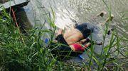 Un Salvadorien et sa fille se noient en tentant de gagner les Etats-Unis, la photo qui choque