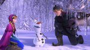 """""""La reine des neiges"""", premier Oscar pour un long métrage d'animation Disney"""