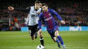 Le Barça déborde Valence et tutoie la finale de la Copa del Rey