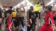 A voir absolument: fabuleuses chorégraphies acrobatiques euphorisantes dans le métro new-yorkais