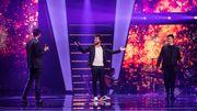 "The Voice 2021: Jonas et Mateo accompagnent Claudio Capéo sur ""Senza una donna"""