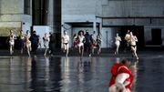Journée d'ouverture de Charleroi danse, avec Boris Charmatz