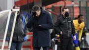 """Le Standard se sépare de Philippe Montanier: """"Avec un tel bilan, ce n'était plus tenable"""""""