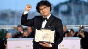 """Festival de Cannes 2019 - La Palme d'or attribuée à """"Parasite"""" du Sud-Coréen Bong Joon-Ho"""