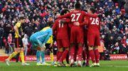 Liverpool engrange au petit trot face à Watford et Kabasele, Origi à l'assist