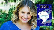 Anne-Gaëlle Huon, son nouveau roman aux explosions de saveurs culinaires et d'humanité