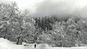 Obertauern, une grande station de ski au centre de l'Autriche