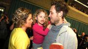 """Brian Lynch, mari de Kim Clijsters: """"Si tu veux relever ce défi, fais-le"""""""