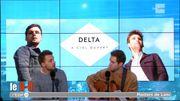 A ciel ouvert... Le premier album de Delta !