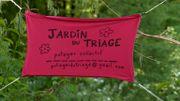 Le jardin du Triage, un lieu de rencontre et de partage des connaissances