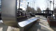 Un monument dédié à toutes les victimes d'actes terroristes inauguré à Bruxelles