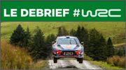 Tanak refroidi par son radiateur, Neuville sauvé du fossé : Un samedi de folie sur le WRC