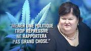 Maggie De Block voudrait examiner les possibilités d'une légalisation partielle