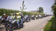 La Rando Cap 48 : en moto entre Walhain et Marche-en-Famenne