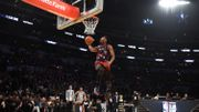 Mitchell sacré au concours de dunk, Booker le plus précis à trois points
