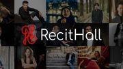 RecitHall, une plateforme de concerts interactifs qui consolide les liens entre les artistes et leur public