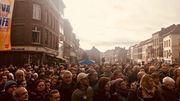 Le cube de Viva for Life s'installe sur la Grand-Place de Nivelles dès dimanche