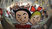 La vente aux enchères de dessins originaux de Bob et Bobette rapporte 95.000 euros