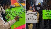 """Rihanna descend dans les rues de New-York pour soutenir le mouvement """"Stop Asian Hate"""""""