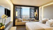 Une vue sublime, quelque soit la chambre que vous aurez !
