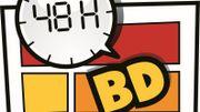Les 48h BD débarquent en Belgique