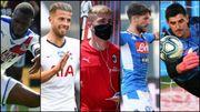 Chiffres des Diables Rouges: Les records de Courtois, les rougeurs de Saelemaekers et Benteke, les buts de Dries et Toby