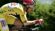 Toujours en jaune, Thomas De Gendt est heureux de son résultat