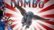 CHRONIQUE CINEMA avec Dumbo, Rebelles et C'est ça l'amour