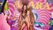 Carnaval de Rio: les plus beaux looks des icônes de mode brésiliennes