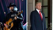 Neil Young abandonne les poursuites contre Donald Trump