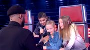 The Voice Kids : Soprano adresse un message aux talents de Slimane