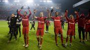 L'Antwerp se joue de Gand et rejoint le Standard et Malines à la troisième place