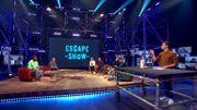 Cathy Immelen et Ivan font apparaître des formes sur un fil étrange dans l'Escape Show spécial hôpital !