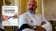 """Philippe Etchebest: """"Je ne fais pas la cuisine à la maison"""""""