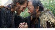 """Première image d'Andrew Garfield métamorphosé pour le film """"Silence"""""""