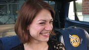 Re-découvrez Emilie Dequenne ce dimanche 31 mai à 22h45 sur La Deux dans Hep Taxi !