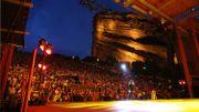 Le Red Rocks Amphitheatre offre des vaccins au public