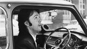 McCartney: Mini Cooper aux enchères