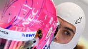 Esteban Ocon, qui quittera Force India en fin de saison, a visité l'usine Williams
