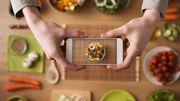 Découvrez la recette d'un plat scanner grâce à une application!