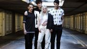 Un nouveau sur le podium du Tip Top: le groupe britannique Clean Bandit
