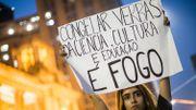 Journée de colère après l'incendie dévastateur du Musée national de Rio de Janeiro