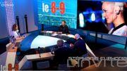 The Voice Belgique... Stéphanie Euphoria donne le ton en LIVE !