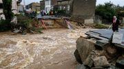 France: crue sans précédent depuis 1891 dans l'Aude, le bilan monte s'élève à 10 morts